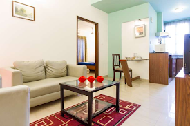 Race Course Serviced Apartments, Bengaluru