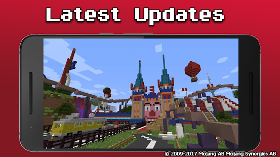 How to install Adventure Minecraft PE Maps 1.2.11 apk for android