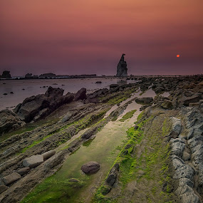 Tanjung Layar beach by Agung Hendramawan - Landscapes Beaches ( #travelphotography, #landscapes, #beach )
