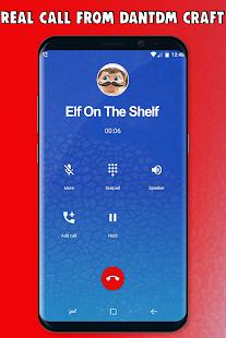 Call From Elf Santa On The Shelf *OMG HE ANSWERED* - náhled