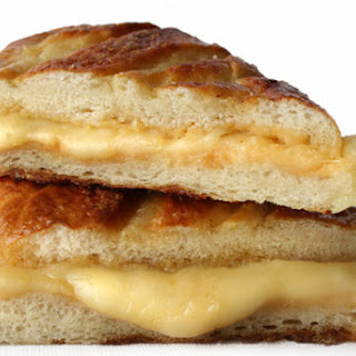 Sweet Hot Mustard and Jarlsberg Grilled Cheese Recipe