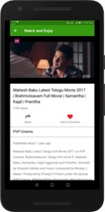 Telugu Hit Movies : New, Mid & Old Films Free App Download For Android 4