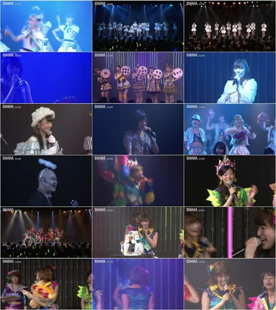 (LIVE)(公演) NMB48 チームN「ここにだって天使はいる」公演 岸野里香 生誕祭 160606