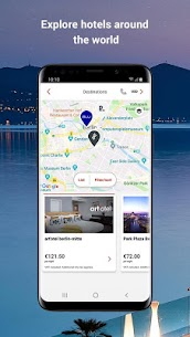 Radisson Hotels – Hotel Booking 3