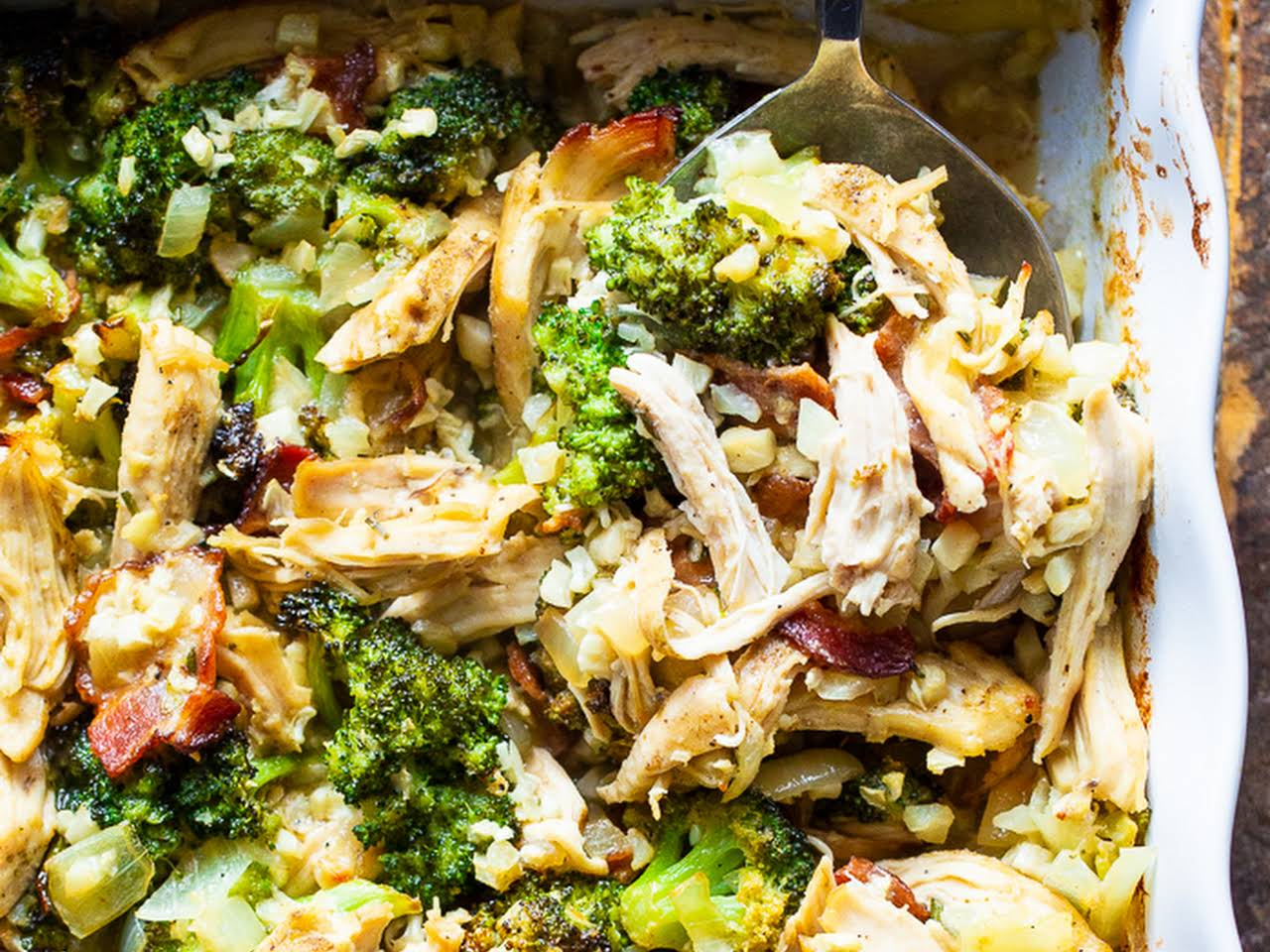 10 Best Cauliflower Broccoli Rice Recipes Yummly