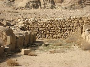 Photo: Synagogue, location of Holy Ark...בית כנסת מיקום ארון הקודש
