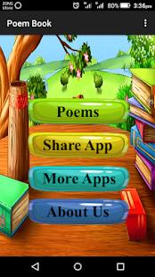 kids poems - náhled