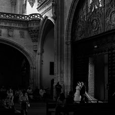 Wedding photographer Santiago Manzaneque (Santiago). Photo of 22.11.2017
