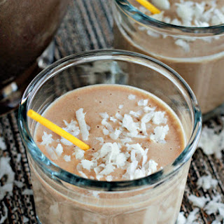 Rise and Shine Skinny Coffee Smoothie