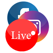 Live For Instagram & Facebook