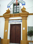 Puerta nueva del Ayuntamiento de Manilva