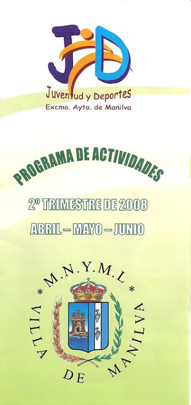 Programa juventud y deporte Manilva