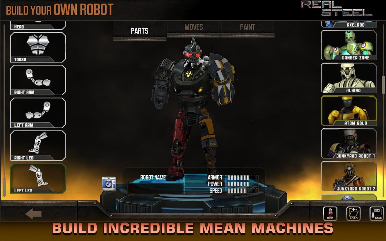 Real Steel- screenshot