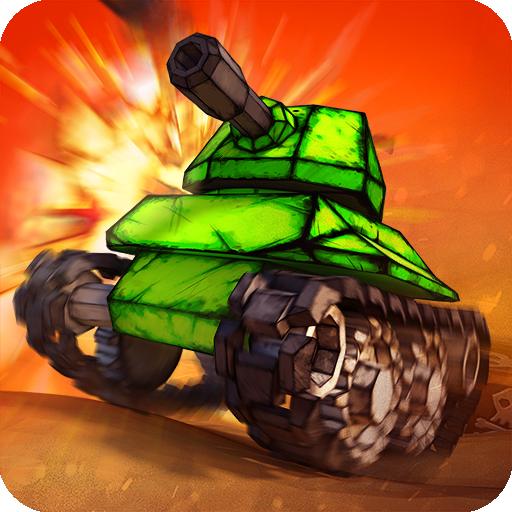 Crash of Tanks: Pocket Mayhem Icon