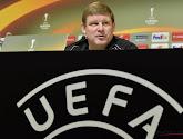 Hein Vanhaezebrouck sélectionne plusieurs Espoirs pour le match d'Europa League