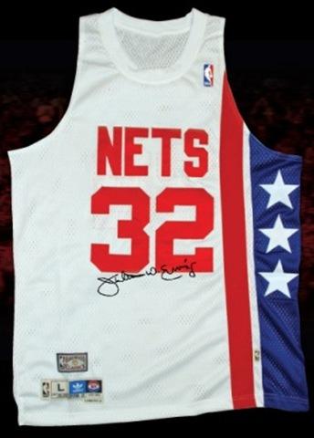 Dr. J Nets 32 Jersey
