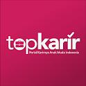 TopKarir - Portal Karirnya Anak Muda Indonesia icon