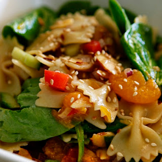 Mandarin Orange Pasta Salad Fruit Recipes