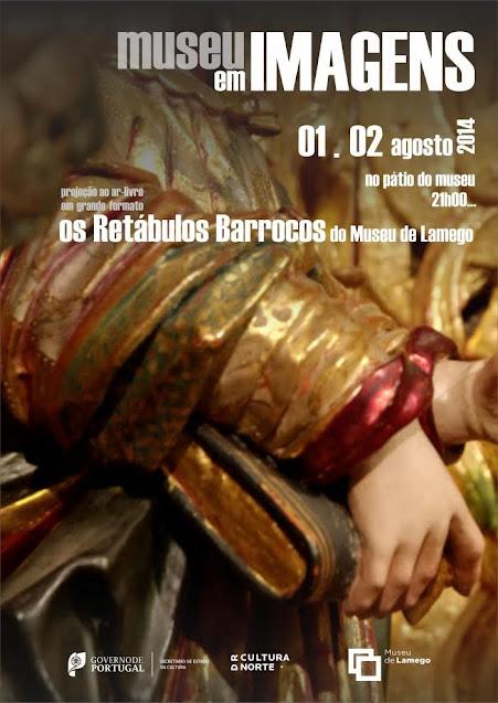 """Museu de Lamego divulga """"Em Imagens"""" retábulos barrocos"""
