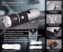 Photo: Emergency Car Toolkit - G 17