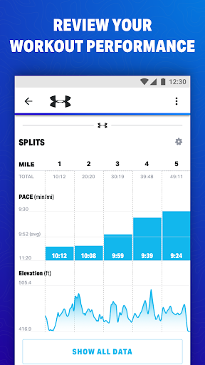 Map My Fitness Workout Trainer 19.14.0 screenshots 2