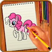 Learn to Draw Little Pony Characters