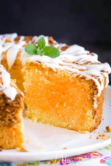 ????You'll LOVE this pound cake!!