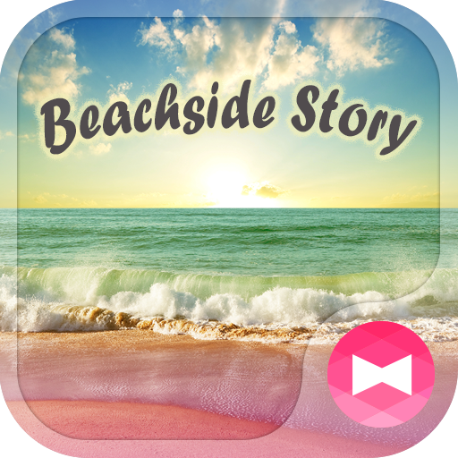 Cute Theme-Beachside Story- Icon