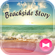 海壁紙 ビーチサイドストーリー Android