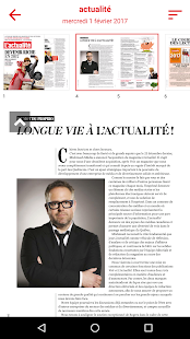 L'actualité magazine- screenshot thumbnail