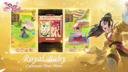 Royal Chaos - The Greatest Royal Romance - screenshot