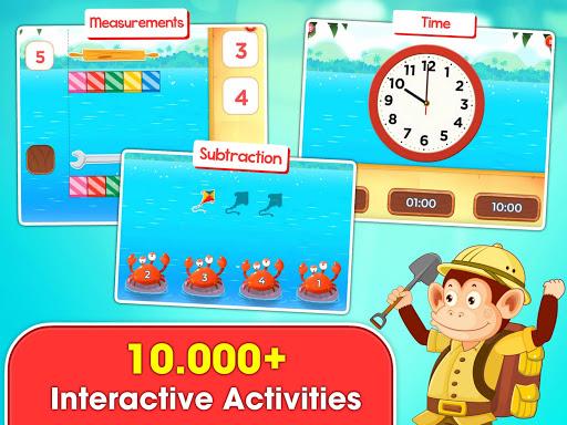 Monkey Math: math games & practice for kids screenshot 23
