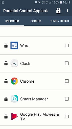 Parental Control Applock  screenshots 5