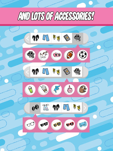 Powerpuff Yourself - Powerpuff Girls Avatar Maker 3.8.0 screenshots 11