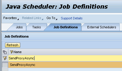 Job Scheduling on SAP PO ( SAP PI Java stack ) | SAP Blogs