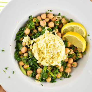 Chickpea Egg Salad Recipes.