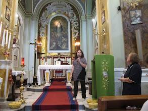 Photo: It.s1P28-141012invitation par paroissienne francophone, église Santa Maria Del Principio à Torre Del Greco   IMG_6319