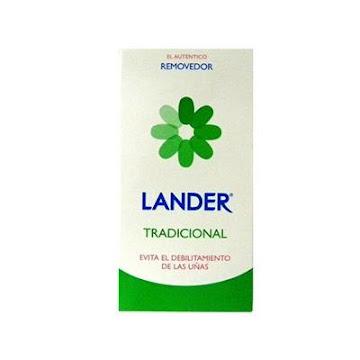 Removedor Lander   Tradicional Evita Debilitamiento X55Ml.