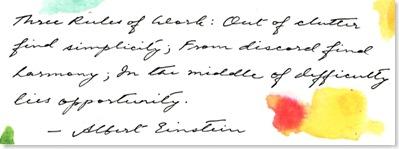 Albert-Einstein Quote 2ar