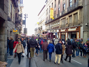 Photo: 2015-01-31 - 13.40 - Carrera de San Jerónimo, 10