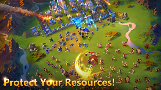 Castle Clash screenshot 3