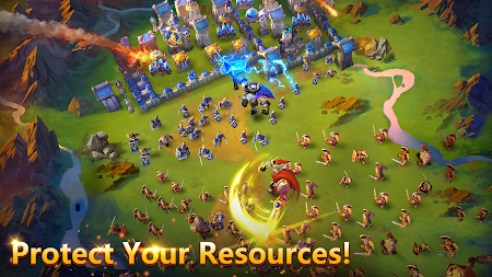 Castle Clash APK screenshot thumbnail 3
