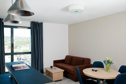 Rue Marie Madeleine Fourcade Serviced Apartments