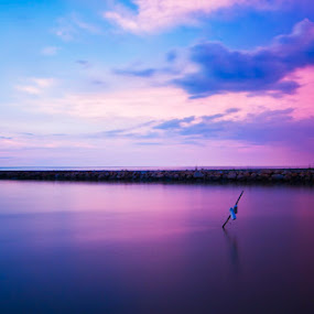 by Cheah Nz - Landscapes Waterscapes