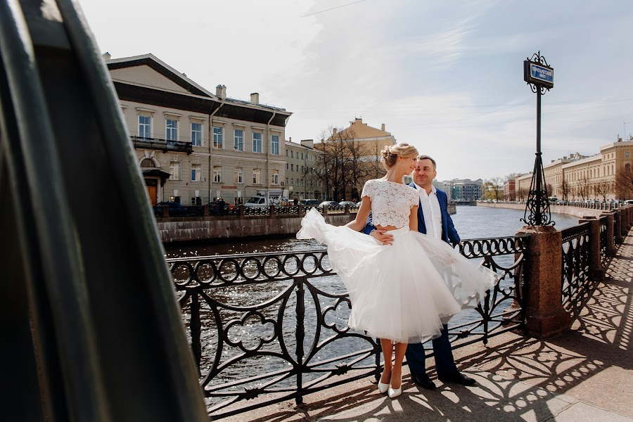 Fotógrafo de casamento Nadya Yamakaeva (NdYm). Foto de 09.05.2018