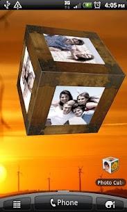 Photo Cube Live Wallpaper Apk 4