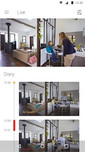 Withings Home Security Camera- screenshot thumbnail
