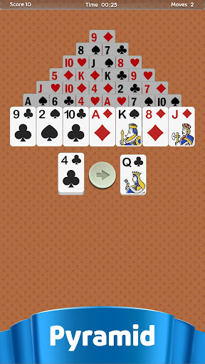 Magic Solitaire - Card Game  screenshots 10