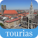 Munich Travel Guide - TOURIAS icon