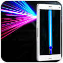 Laser FlashLight Simulator icon